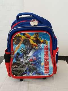 School Bag Transformers