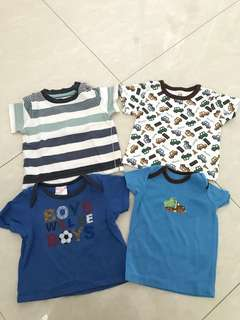Baby Boy Clothes (3-9 months)