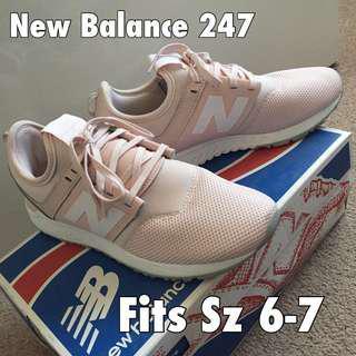 New Balance 247 Sz 6-7