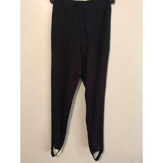 Highwaist Stirrup Pants
