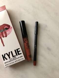KYLIE Ginger Lip Kit