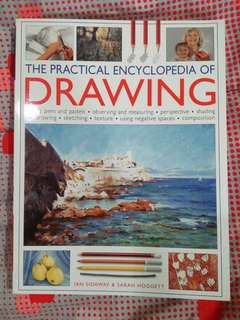 The Practical Encyclopedia of Drawing - Ian Sidaway & Sarah Hoggett