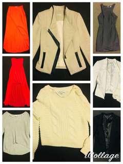All Kookaï & Forever New Clothes $10ea