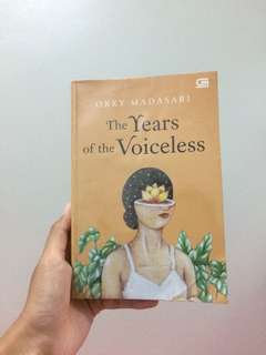 The Years of the Voiceless - Okky Madasari