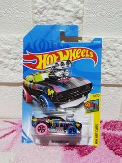 Hot Wheels 69 Camaro Z28