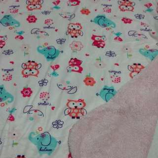 Selimut Baby Carters