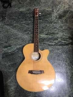吉他 九成新 新手適用 入門款