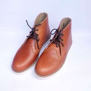 Local Boot Shoes | Sepatu boot lokal MANNERS INDUSTRIES