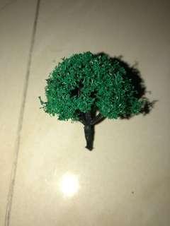 仿真 模型 樹 5cm