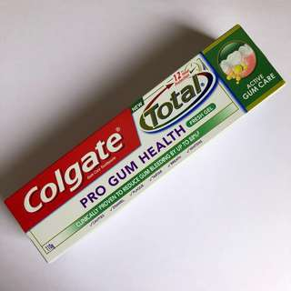 Colgate Total Pro Gum Health Fresh Gel 110g
