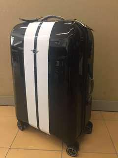 mini cooper 絕版行李箱