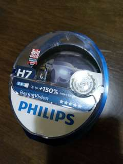 Philips RacingVision +150% H7 (Twin)