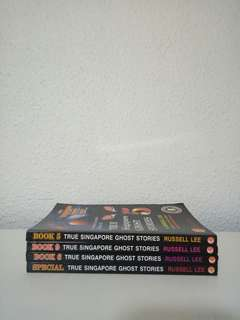 [4 FOR $15]Singapore True Ghost Story