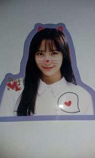 Krystal鄭秀晶貼紙