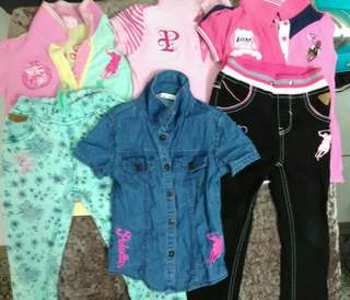Baju polo & jeans ORi Semua RM50