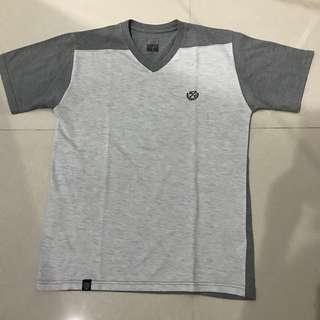 Super T grey abu kaos t shirt