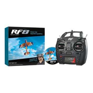 🚚 RealFlight RF-8 with Interlink-X Controller - In Stock!