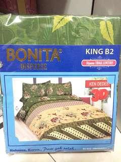Bonita sprei king 180x200 ken dedes