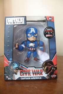 Marvel Captain America - Civil War (Metal Die Cast - M45)