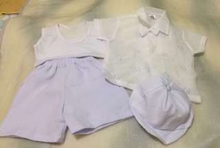 Christining clothes