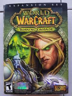 🚚 WORLD OF WARCRAFT WITH STARTUP KIT