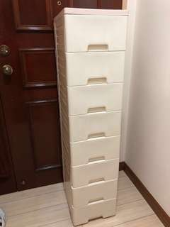 8 Tier Moveable Storage box