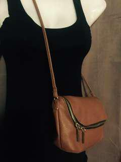 Crosss body - leather bag
