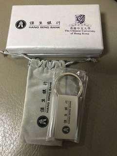 銀行鎖匙扣