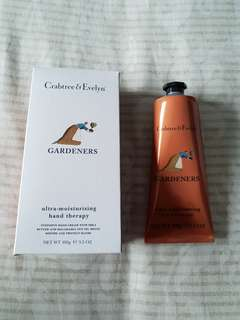 Crabtree & Evelyn Gardeners Hand Lotion