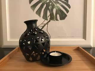 Luxurious Candle Holder