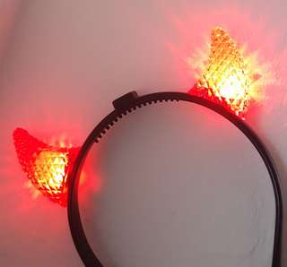 HHN Devil headband (Halloween horror night)