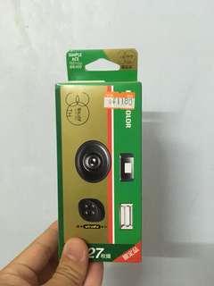 Fujifilm 30th anniversary disposable camera