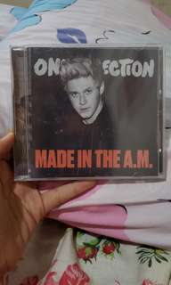 Made In The A.M. Album (Niall Cover)