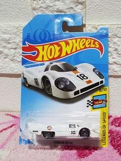 Hot Wheels 2018 Porsche 917 LH