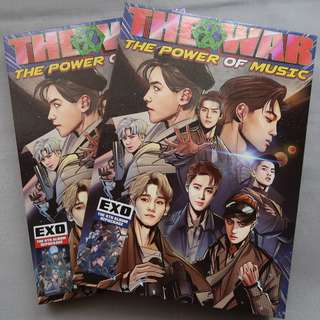 EXO Vol. 4 (Repackage) - THE POWER OF MUSIC (CHI Ver.)