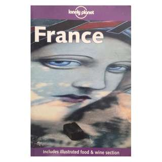 LONELY PLANET - FRANCE 4th Edition