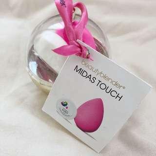 Beautyblender Midas touch