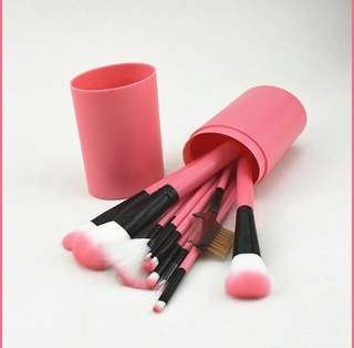 Brush make up 1 set