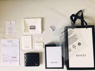 Gucci Signature Wallet Code473916