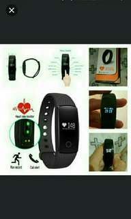 🚚 🆕🆒Smart ID107 Smart Wristband Fitness Tracker Heart Rate Monitor Smartband PK Fitbits Sport IOS Android Bracelet