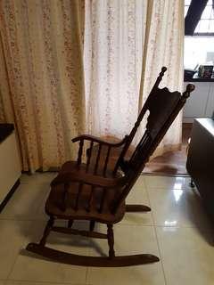 Rocking Chair Wood