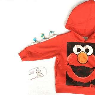 ELMO hoodie for kids
