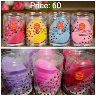 Beauty Blender -60 each or 2 for 100
