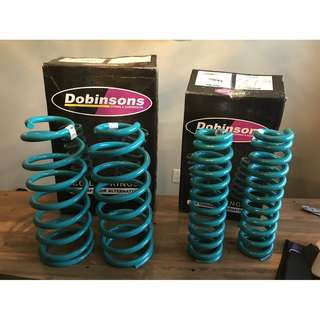 Dobinsons FRONT (60MM) / REAR (65MM) Coil Spring for TOYOTA LANDCRUISER 70 Series