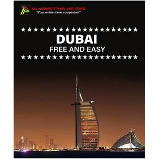 Dubai Free and Easy Land Arrangement for 2 Persons