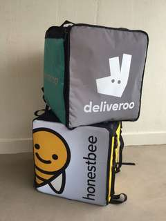 Honestbee delivery bag
