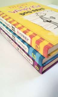 [TAKE ALL] Diary of Wimpy Kids