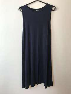 Sleeveless Navy ASOS Dress