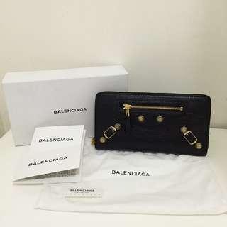 Balenciaga Wallet( 全新連盒)