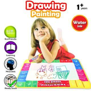 Inkless-Water Drawing Painting Doodle Mat - R269